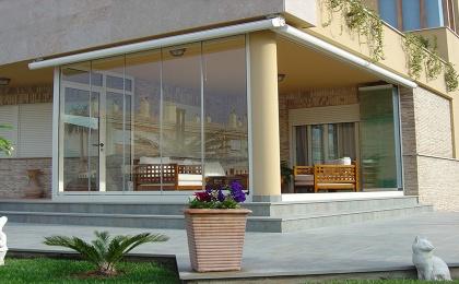 Cerramientos terrazas y porches